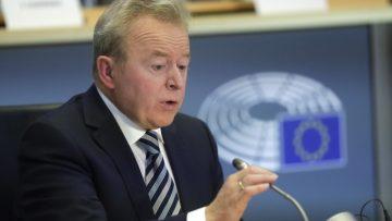 European Commissioner-designate in charge of Agriculture Janusz Wojciechowski