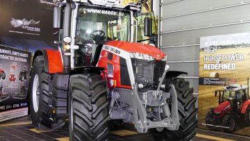 Варекс- масей фергюсън трактор