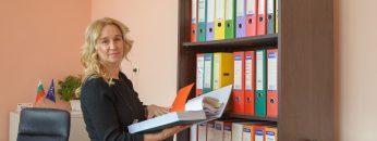 Мария Митова, изпълнителен директор на МИГ Белово-Септември-Велинград