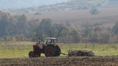 земеделска земя оран