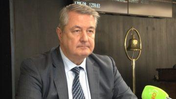 Васил Симов, директор на Софийска стокова борса