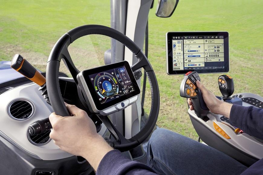 New Holland пуска на пазара новият T7 Heavy Duty с виртуално събитие INTELLIGENT FARMING ALL_WAYS
