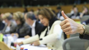 LIBE Committee meeting ' Checks in external border ' – Vote on Reinforcement of checks against relevant databases at external borders