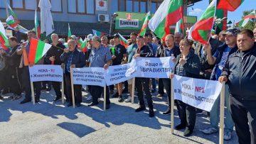 протест Шеремет