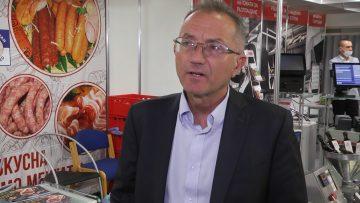 Вихрен Димитров, член на Асоциация на свиневъдите в България
