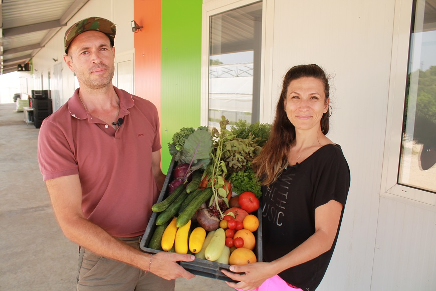 Мирослав Пешовски, биопроизводител, с. Лик: Произвеждаме нашите продукти, освен с ръцете си, така и със сърцето си и душата си