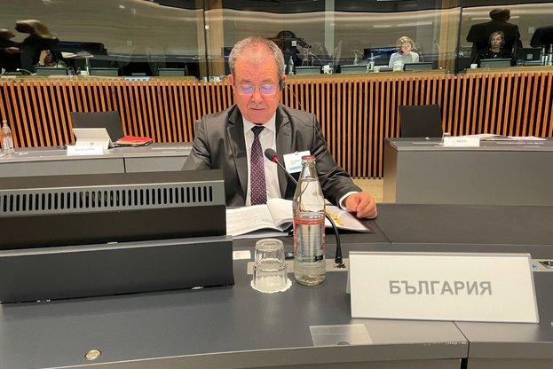 Министър Христо Бозуков: Управлението на горите е приоритет и отговорност на държавите членки на ЕС